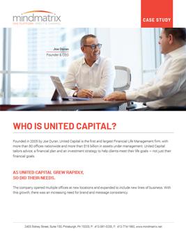 United-Capital-Case-study